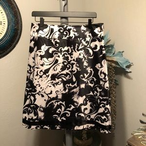 East 5th Skirts - East 5th black and white skirt